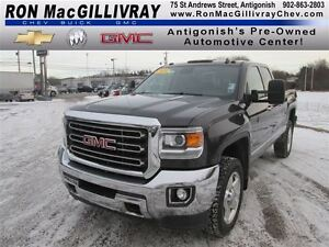 2015 GMC SIERRA 2500HD SLT..Dealer Maintained..1 Owner..Must See