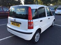 2011 FIAT PANDA ACTIVE WHITE CHEAP ROAD TAX £30 YEAR!!!!