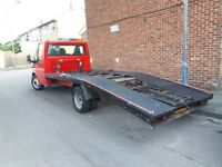 54 reg ford transit recovery drives well