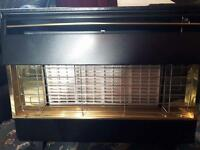gas fire or gas heater