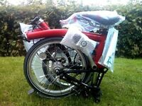 Brompton M3L (2012) Brand New and Boxed