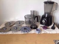 Philips Compact 9-in-1 Food Processor, blender, mixer… EXCELLENT CONDITION
