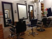 barber shop to rant