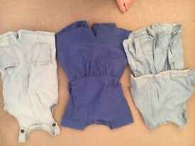 Girls bundle of clothes age 4, 4-5