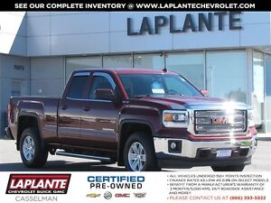 2014 GMC Sierra 1500 SLE + Heated Seats + Backup Camera