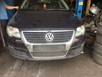 57 VW PASSAT 1.9TDI THIS CAR IS FOR BREAKING ALL PARTS AVAILABLE