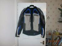 Biker Jacket , waterproof, armoured.