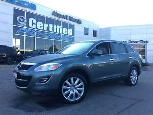 2010 Mazda CX-9 GT AWD LEATHER SEATS7 SUNROOF