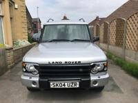 Landrover discovery td5 pursuit 126k