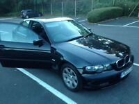 BMW 316 ti Compact 1.8 2003 --- SPARE or REPAIR!