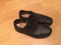 Clarks Active Air Gore Tex Mens Shoes, Size 10 Black (OFFERS WELCOME)