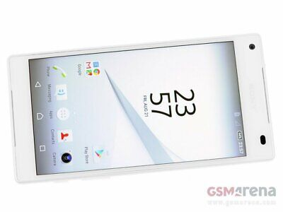 New *UNOPENED*  Sony  Sony Xperia Z5 Compact E5823 Unocked Smartphone/White/32GB comprar usado  Enviando para Brazil