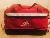 Large Red Adidas Bag
