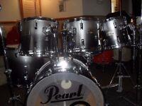 Pearl Professional Drum kit