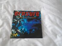 Erasure vinyl single Ship of Fools good condition