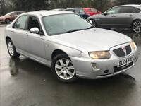ROVER 75 CONNOISSEUR FULL SERVICE HISTORY LOW MILEAGE**FACELIFT