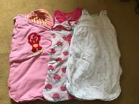 Baby sleep bags 3-6 mths