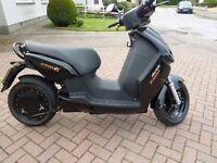 Moped stolen