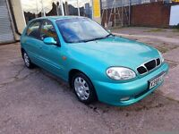 Daewoo lanos 69k only mint its a astra engine gearbox body. No skoda fabia clio focus polo passat
