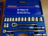 REDUCED - Brand New Westward Tool Sets