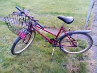 Bike for lady