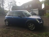 Mini 2006 (56) lovely car, immaculate paintwork! Just over 50000 miles recent service