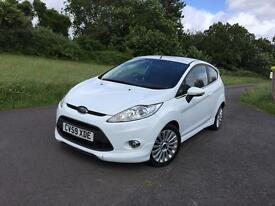 Ford Fiesta titanium 1.4 petrol ⛽️ 12 month mot• 3 month warranty •excellent condition • 2 owner •
