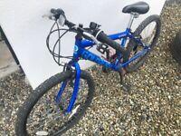 """Boys 24"""" bike"""