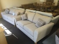 The Lilley 3+2 Seater Sofas.
