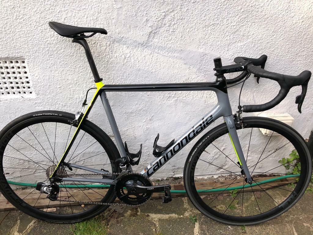 c331f6b3885 Cannondale Supersix Evo Hi mod eTap 58cm road bike | in Havant ...