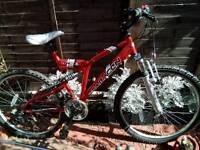 Men's mountain bike feel free to contact me to view