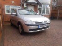 Vauxhall Corsa 1.2 Petrol Semi Auto