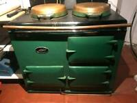 1930s 2 oven Aga