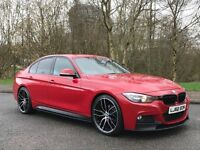 BMW 320 D M SPORT WITH FULL M PERFORMANCE PACK****FINANCE AVAILABLE****(NOT 330D 530D 520D 318D X5)