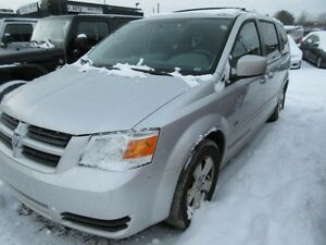2009 Dodge Grand Caravan SE (Stow & Go, 7 places) Rear Heat Cont