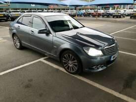 Mercedes C220 Blue Efficiency Elegance