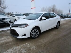 2017 Toyota Corolla LE Taylor Certified, Low mileage