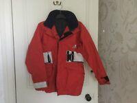 Douglas Gill heavy duty ladies sailing jacket extra small.