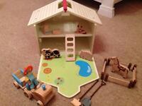 Wooden Farm