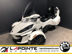 2018 Can-Am Spyder RT SE6