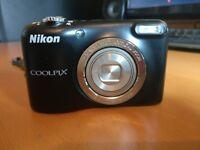 Nikon Coolpix L29 Digital Camera