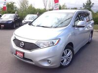 2011 Nissan Quest 3.5 SL|DVD|LEATHER| LOADED