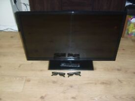Blaupunkt 55/ 188j 55 inch TV faulty has sound but no picture