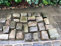 Reclaimed Cobble stone