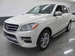 2013 Mercedes-Benz M-Class ML 350 BlueTEC 4MATIC GARANTIE PROLON