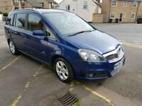 2006 Vauxhall Zafira 1.9 CDTI Design