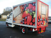 Stunning Mercedes Benz Fridge Van PRICED TO SELL