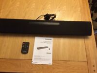 Panasonic Home Theater Bluetooth Audio System
