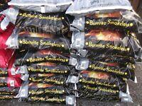SMOKELESS BURNRITE COAL - 20kg BAGS