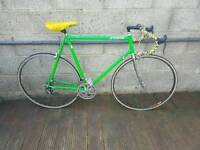 Columbus campagnolo dura ace road racer bike bicycle